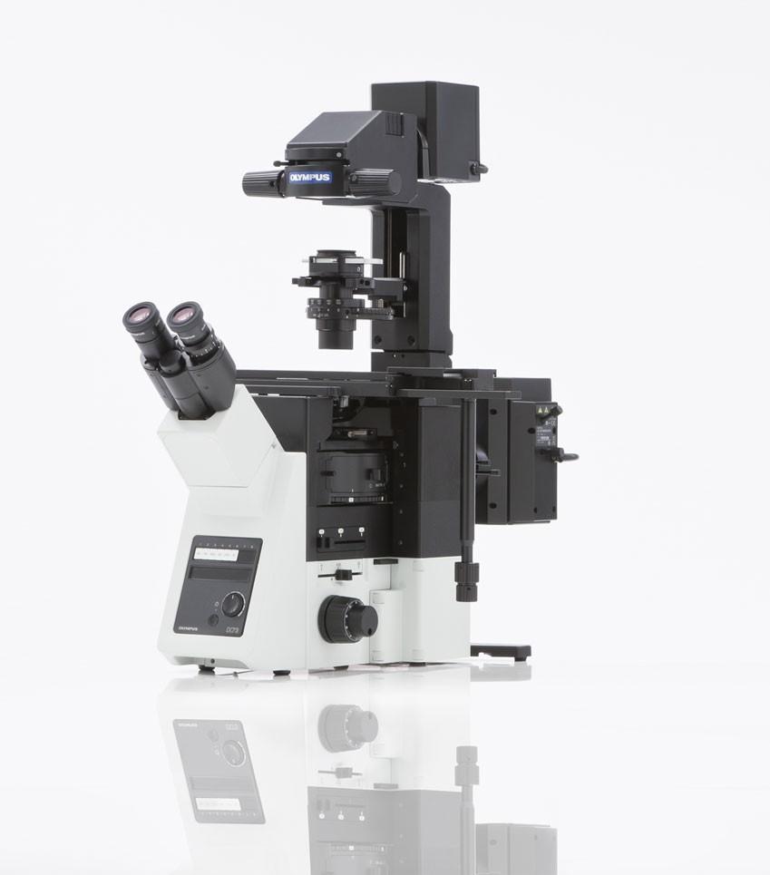 Olympus ix73 – микроскоп для эффективной работы в любых условиях